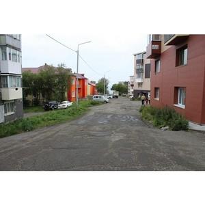 Активисты ОНФ обеспечат контроль за ремонтом дорог Камчатки