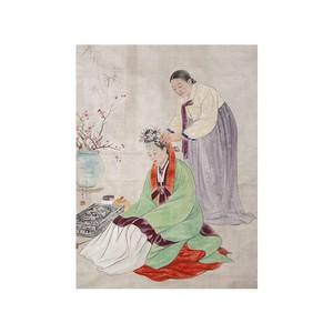 Музей Востока: онлайн-лекция «Корейская красавица» 23 мая