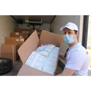 Волонтеры #МыВместе в Коми передали медикам более пяти тысяч СИЗ