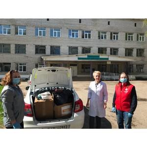 Волонтеры #МыВместе в Коми оказали помощь сельским медикам