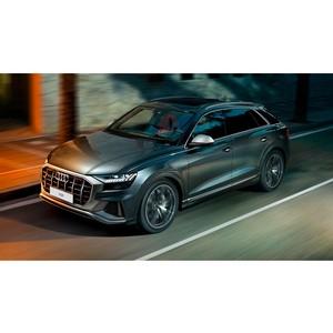 «Балтийский лизинг» предлагает новинку от Audi - SQ8 TDI quattro