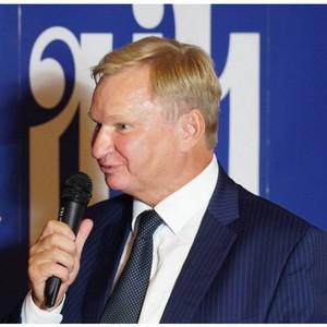 Президент МАП Андрей Поденок поздравил российских предпринимателей
