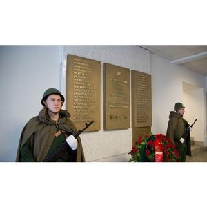 К 9 Мая обновят мемориал студентам и сотрудникам УрФУ, погибшим в ВОВ