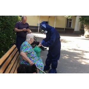Воронежские соцучреждения получили СИЗы от проекта ОНФ «Регион Заботы»