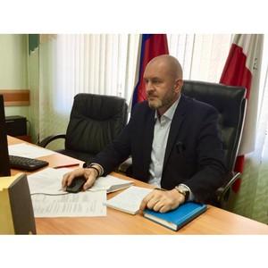 Юрий Бажуткин провел заседание ОС Минприроды Саратовской области