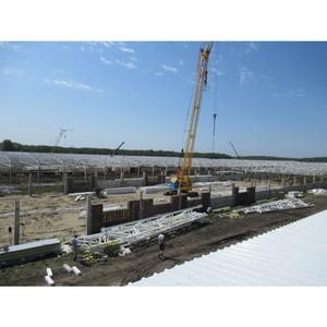 Сибагро завершает строительство объектов в НСО при поддержке РСХБ