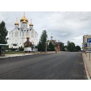 ОНФ добился ремонта дорог на улицах Свободы и Банбана в Сыктывкаре