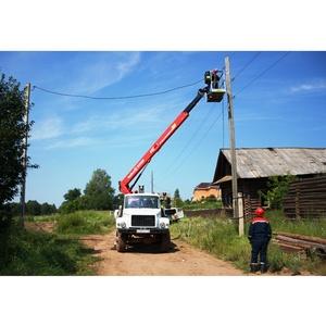 Удмуртэнерго снижает аварийность на электросетевых объектах компании