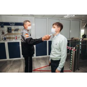 «Балтика-Самара» ввела усиленные меры защиты сотрудников