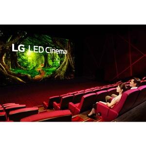 Первый кинотеатр с дисплеем LG  Cinema и технологией Dolby Atmos