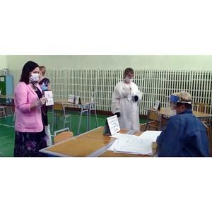 Активисты ОНФ в Мордовии активно голосуют по поправкам в Конституцию