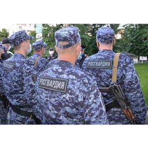 Свердловские росгвардейцы выявили факт незаконного оборота наркотиков
