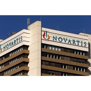 ГК «Новартис» поддержала российскую систему здравоохранения