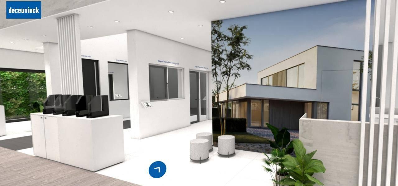Виртуальный стенд Deceuninck на выставке Fensterbau Frontale 2020