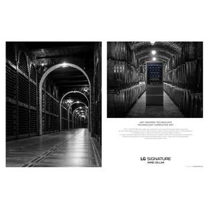 LG Signature воплощает в жизнь проект Алессандро Мендини