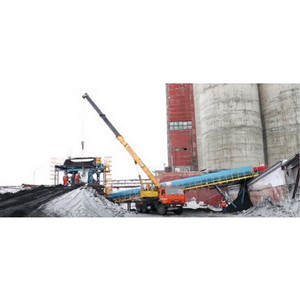 На обогатительной фабрике «Печорская» запущен дробильный комплекс