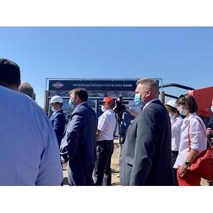 Воронежэнерго обеспечит техприсоединение завода Kuhn