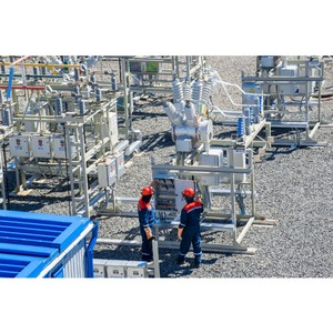 С начала года энергетики отремонтировали  около 3 тысяч подстанций