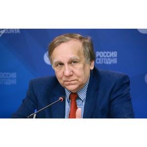Андрей Бакланов о значении экологических ценностей в мире