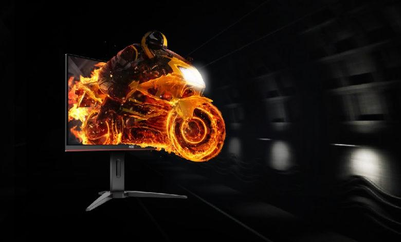 Обзор игрового монитора с уникальным изогнутым экраном AOC C27G1