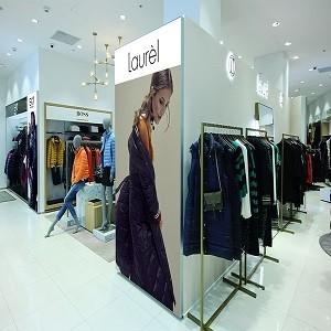 Магазины lady & gentleman City возобновляют работу