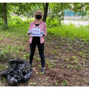 Дан старт региональному туру Всероссийской премии борцов с мусором