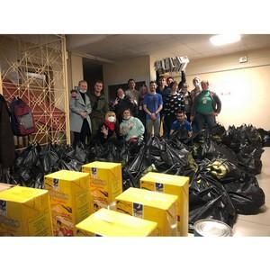 Волонтеры раздали камчатцам 1500 бесплатных продуктовых наборов