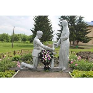 В Рузаевском районе Мордовии отреставрировали памятник погибшим воинам