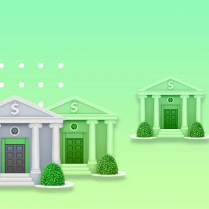 За 5 месяцев государство сократило число своих банков на 11,9%