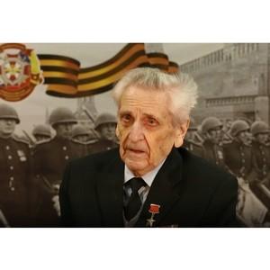 95 лет Герою Советского Союза Михаилу Ашику