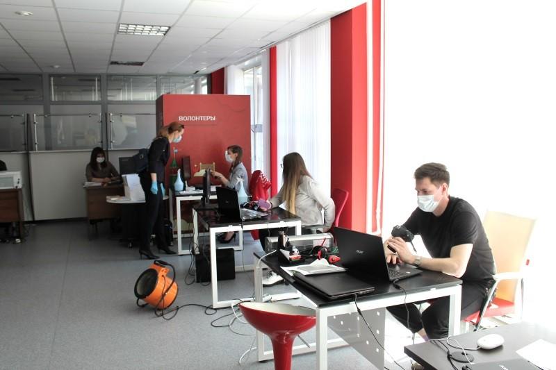 В Мордовии волонтеры за два месяца обработали более 25 тысяч заявок