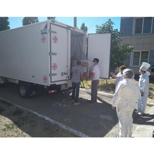 Семья хирурга Бадмы Башанкаева передала больнице Калмыкии аппараты ИВЛ