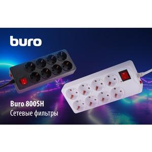 Представлены новые сетевые фильтры Buro серии 800SH