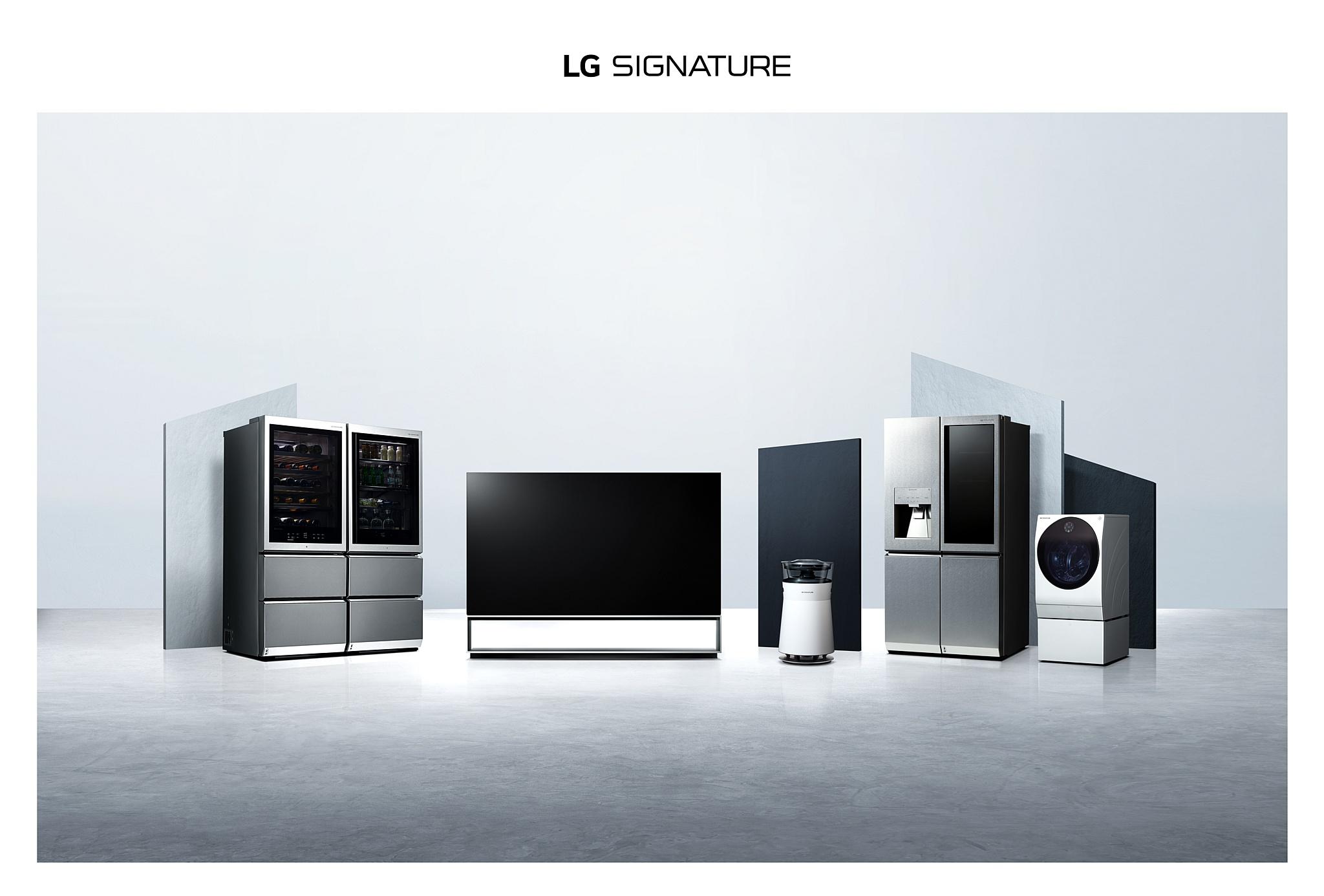 LG Signature сотрудничает с художниками компьютерной графики