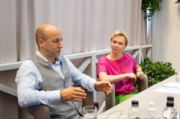 Татьяна Минеева провела пресс-завтрак с представителями ведущих СМИ