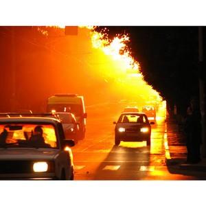 Как автомобилистам пережить жару