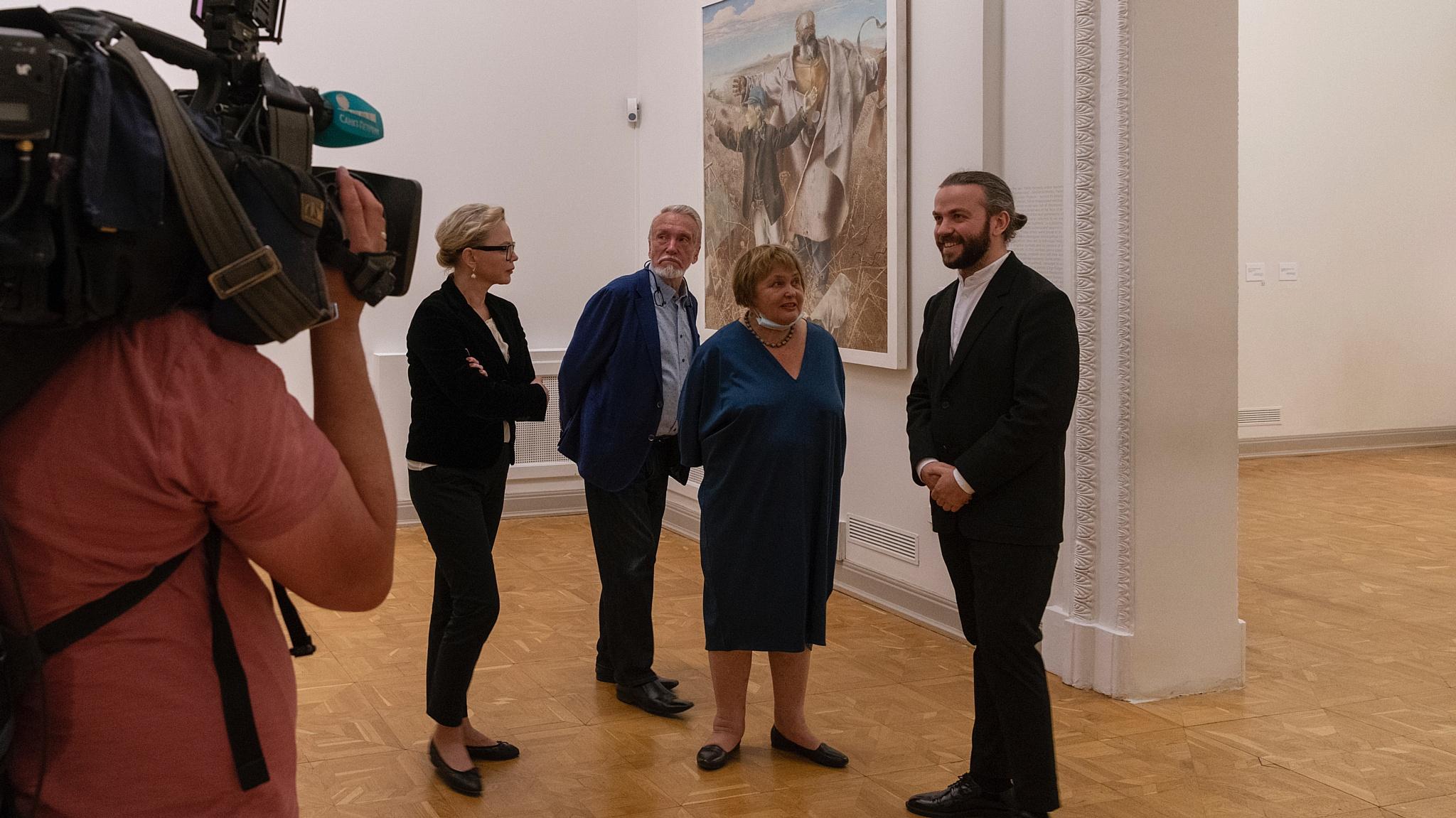 «Система» и Русский музей представили новую выставку