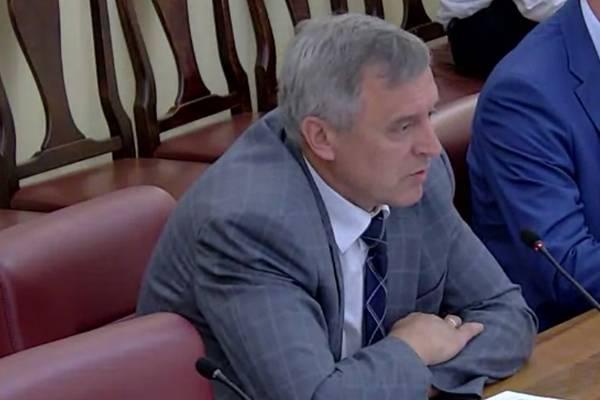 Заместитель генерального директора АО «АтомРедМетЗолото» Александр Бурутин.  Фото: Сайт ТПП РФ.