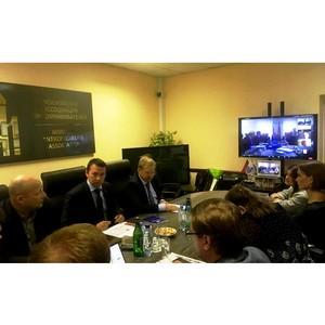 Совещание Совета руководителей Московской ассоциации предпринимателей