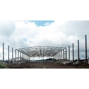 Новый птицеводческий комплекс строится в Костромской области