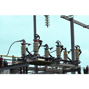 Энергетики завершают ремонт подстанции в Аликовском районе Чувашии