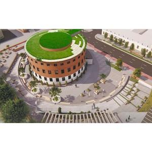 Будут ли в Тюмени цвести сады на крышах домов?