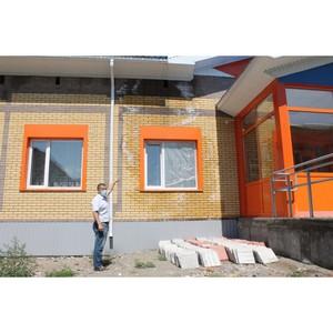 ОНФ в Тыве: в Кызыле некачественно построили пристройки