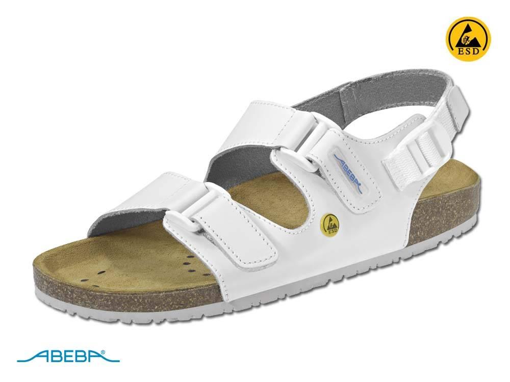 Антистатические сандалии Abeba 4090