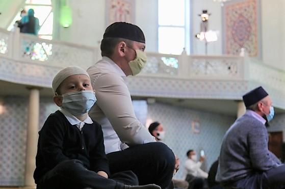 Мусульмане Чувашии отмечают сегодня праздник Курбан байрам