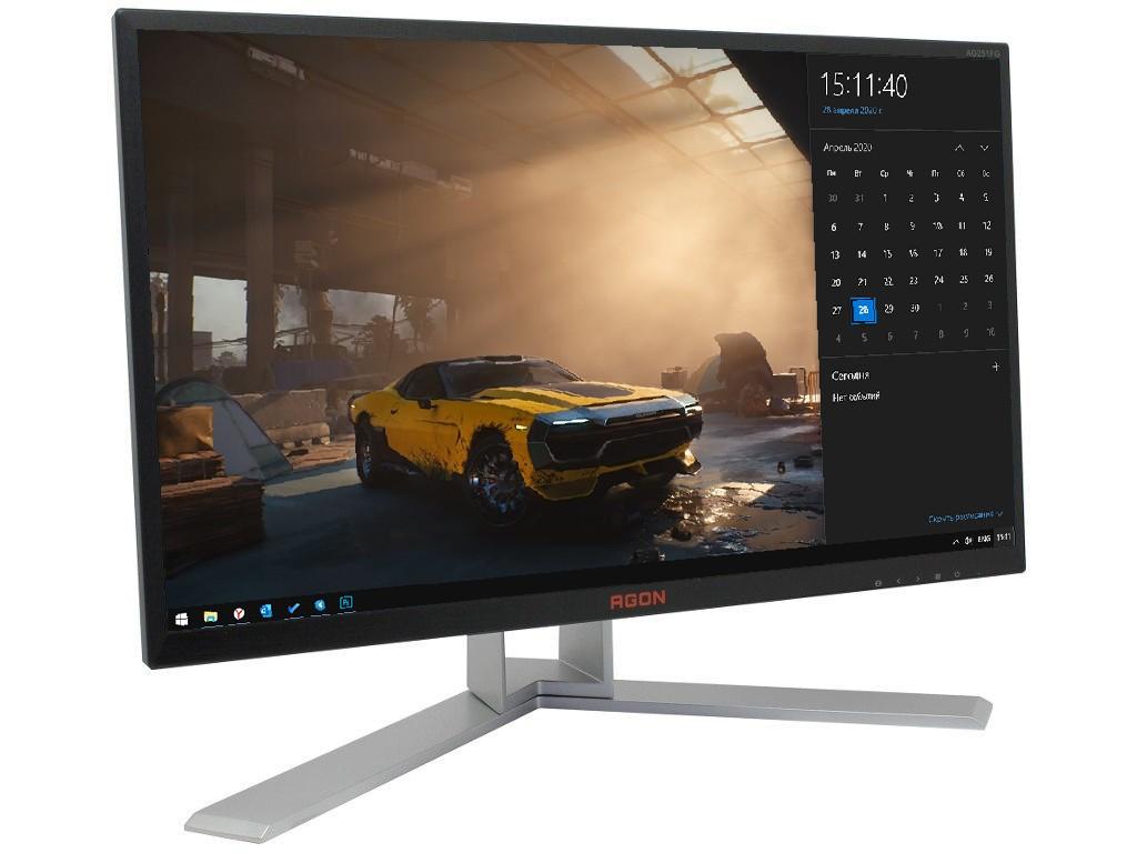 Обзор игрового монитора AOC Agon AG272FCX6