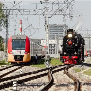 Сегодня - День железнодорожника