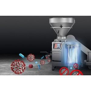 Вакуумный шприц серии VF 800 с УФ-модулем против вирусов