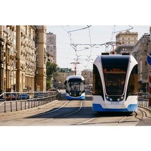 «ПК Транспортные системы» выпустила 400-й трамвай «Витязь-М»