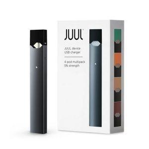 Juul Labs подала заявку на одобрение электронных сигарет Juul в FDA